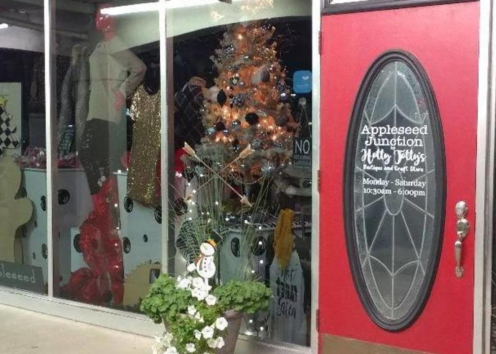 Appleseed Junction Storefront