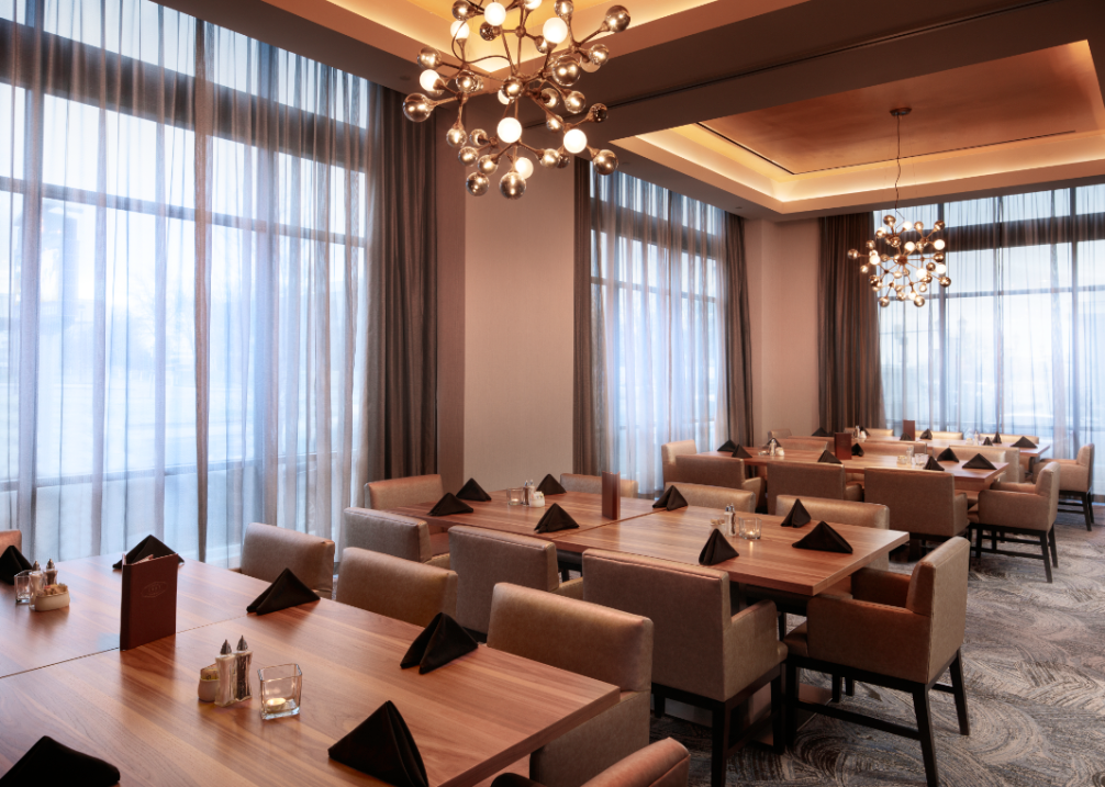 Embassy Private Dining Room