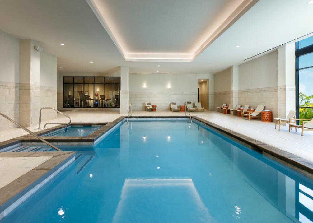 Embassy Pool