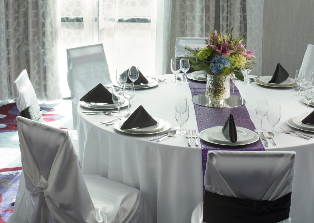 Embassy Dressed Ballroom Table