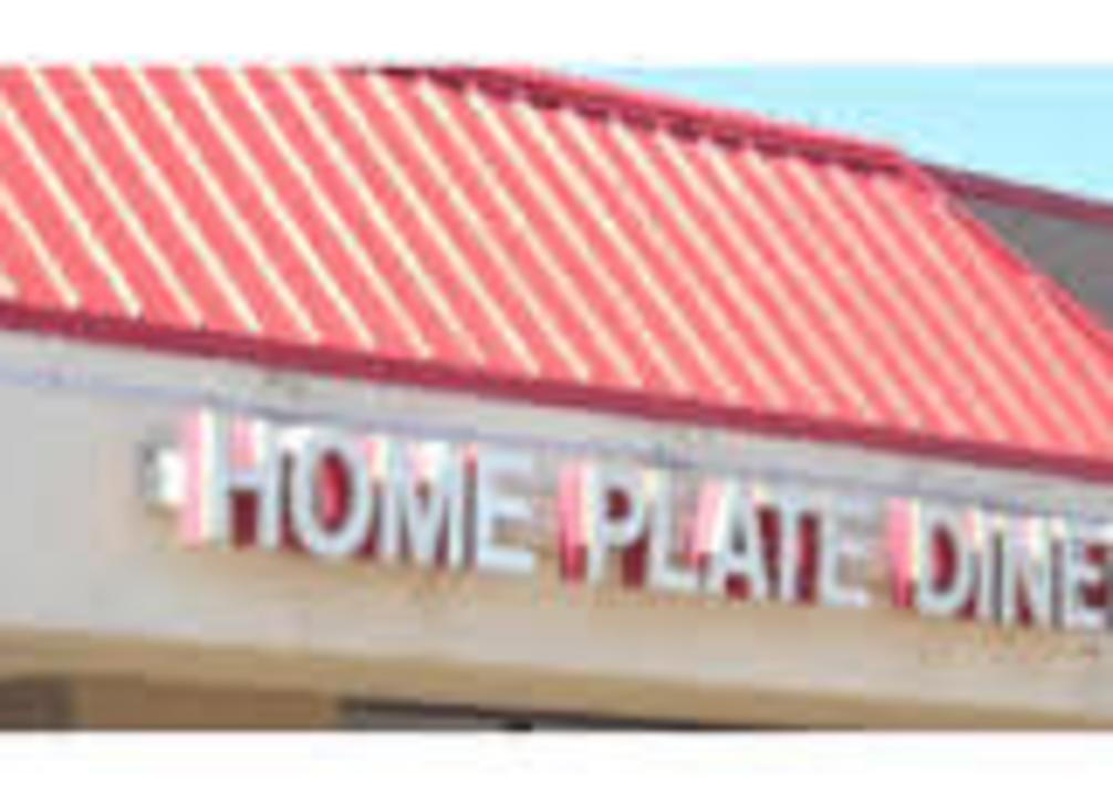 Home Plate Diner exterior