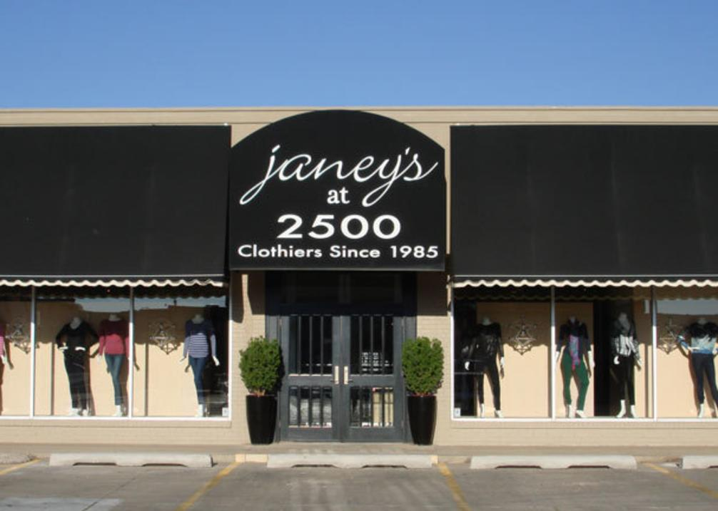 Janey's at 2500