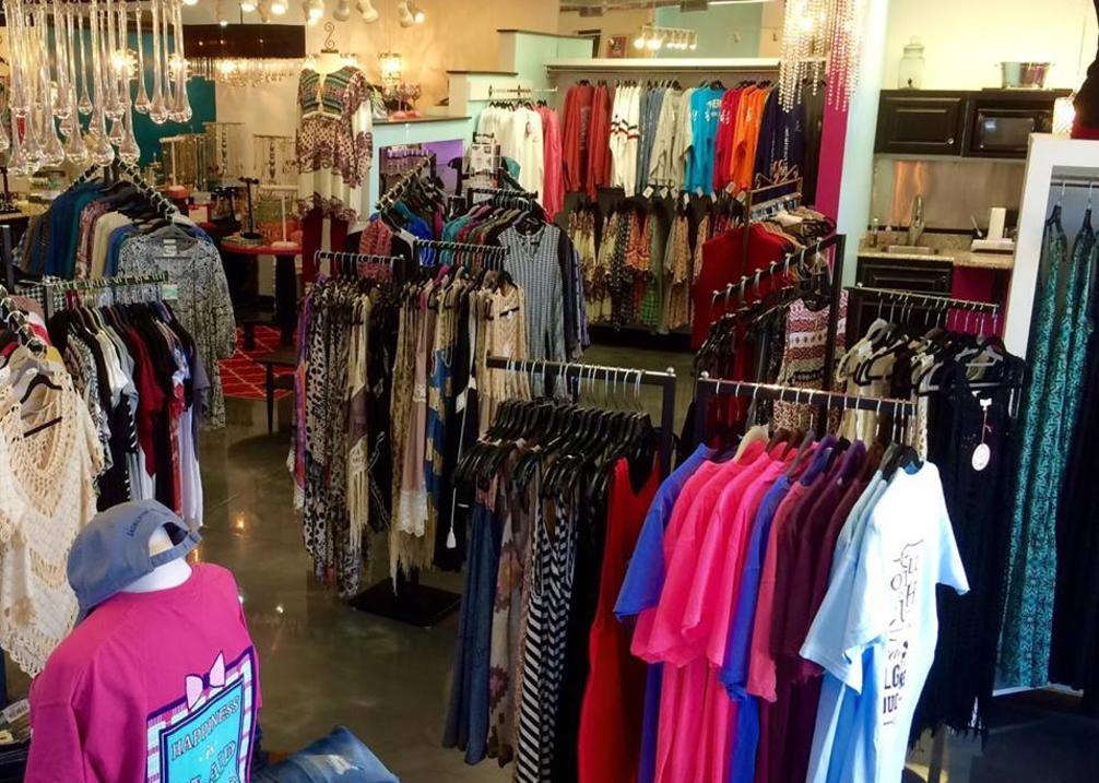 Lillie's Boutique Inventory