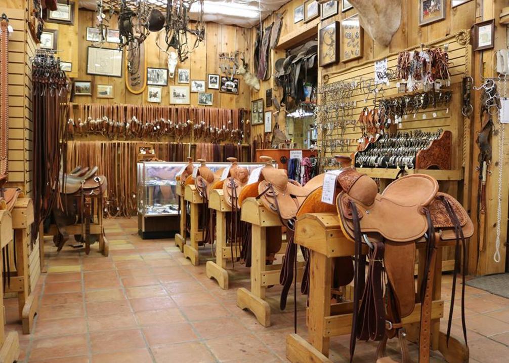 Oliver Saddle Shop Inventory