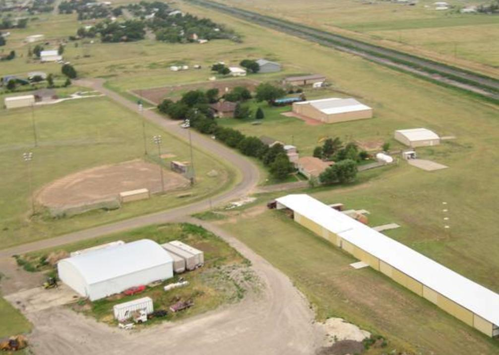 Buffalo Airport Amarillo