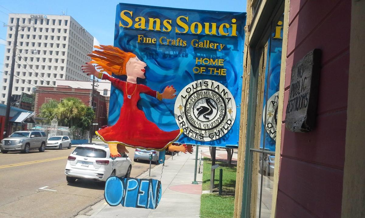 San Souci Fine Arts Gallery
