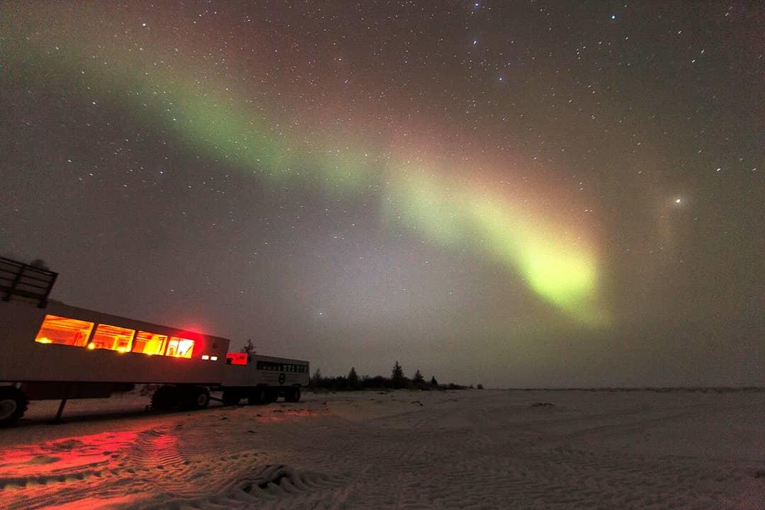 Frontiers North Northern Lights Experience