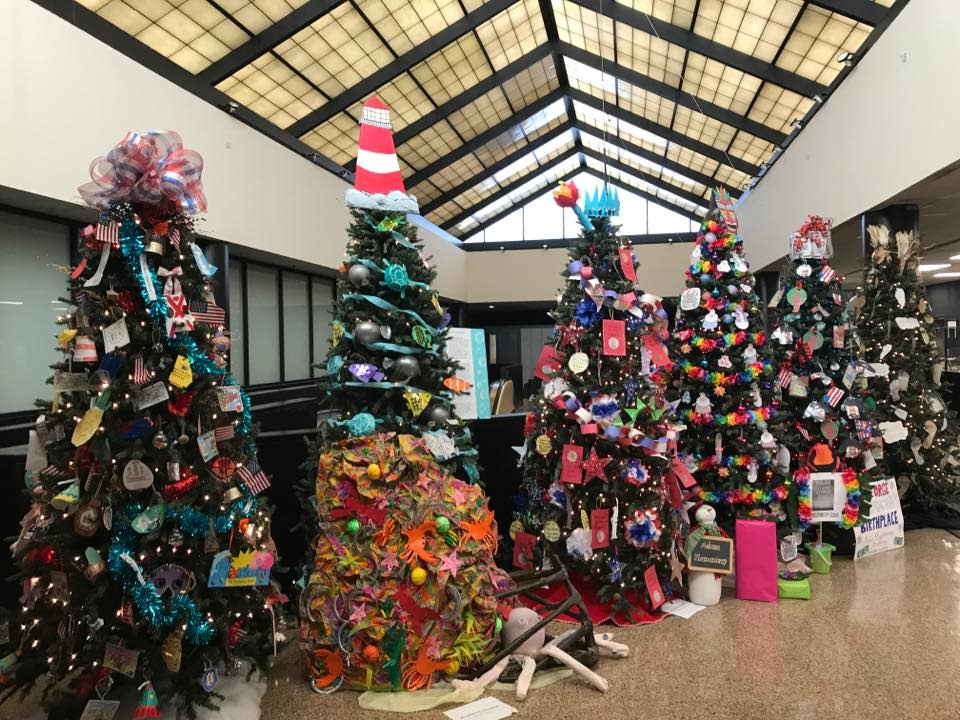 Festival of Trees at Mary G. Hardin Cultural Arts Center