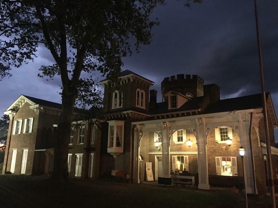 Nemacolin Castle Light Up Night