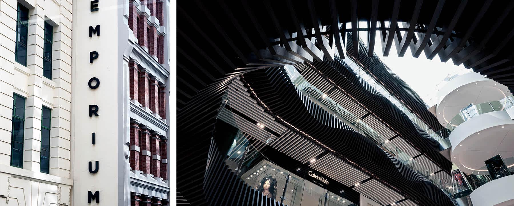 Emporium Melbourne Architecture