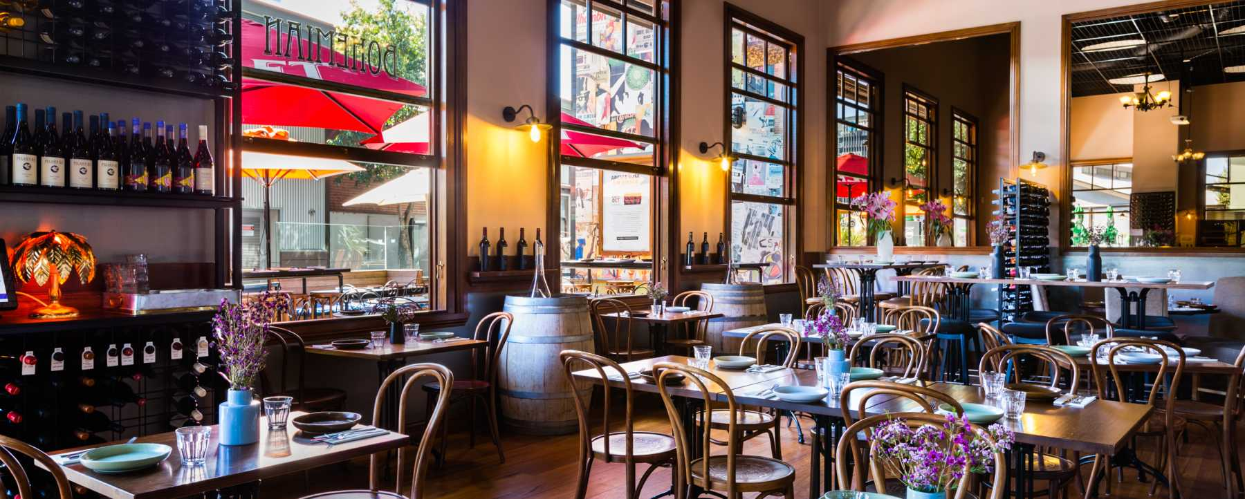 Restaurant - Bohemian Wine Bar