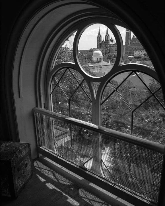 Hay House Window