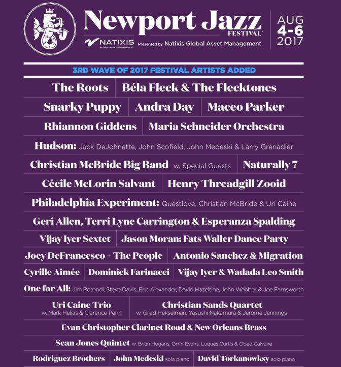 Third Wave Jazz Festival