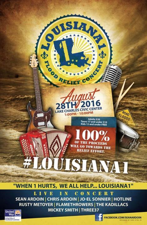 Louisiana1 Poster