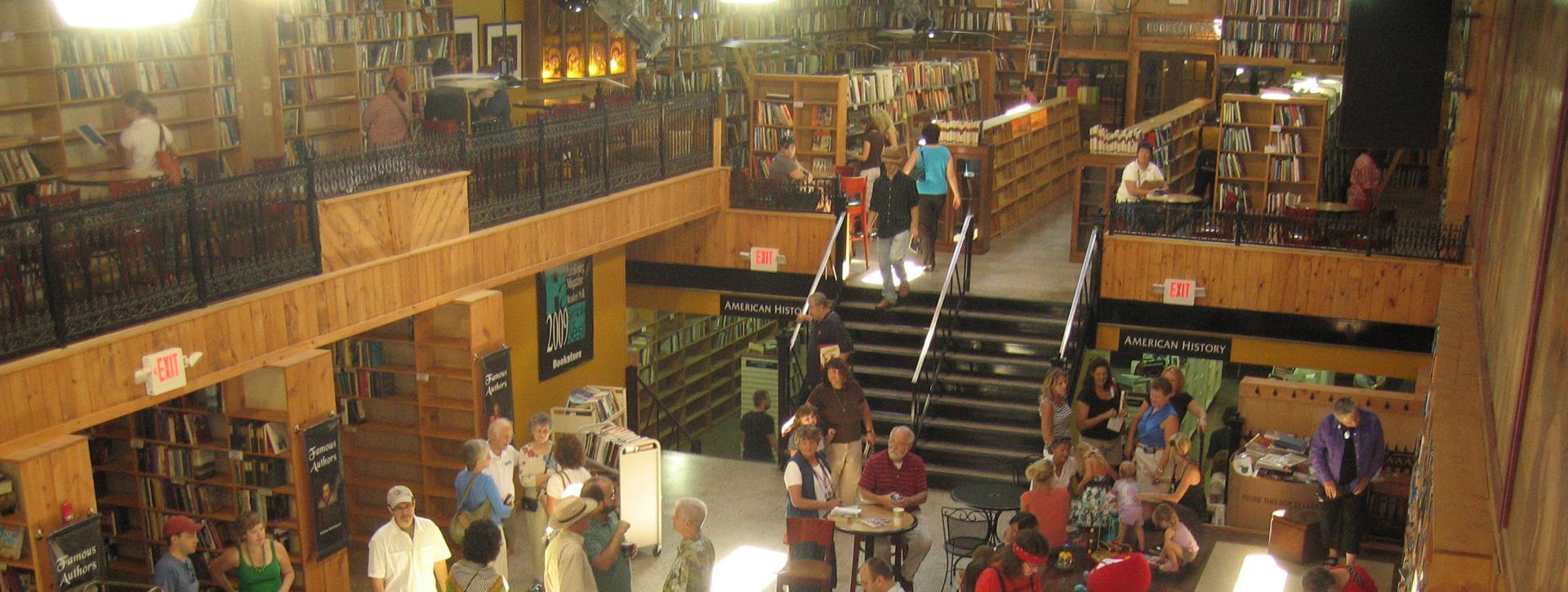 midtown-scholar-bookstore-cafe-midtown-harrisburg-rainy-day