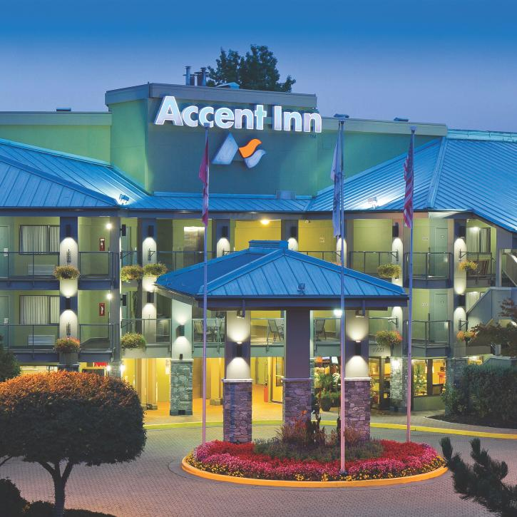Accent Inns Vancouver Airport Hotel