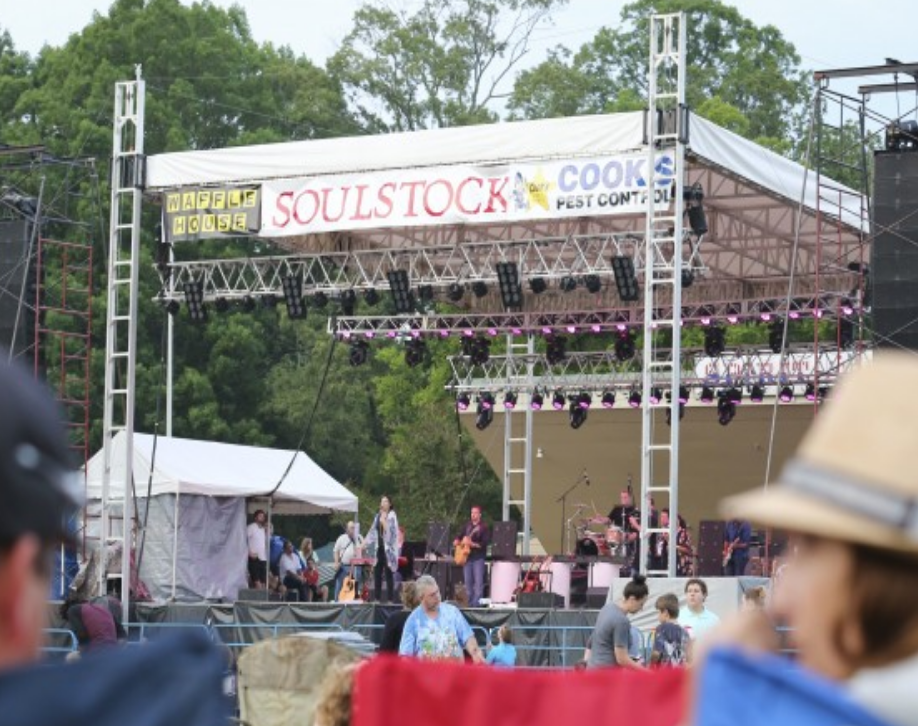 Soulstock Stage