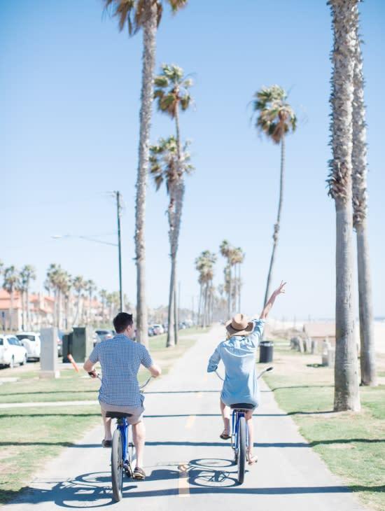 Cruise the Bike Path