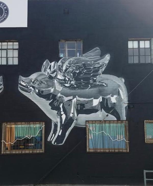 Mural Mosey Bik Ismo