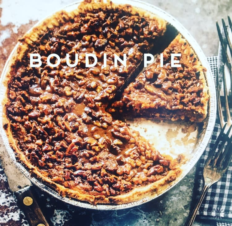 Cane River Pecan Company Boudin Pies