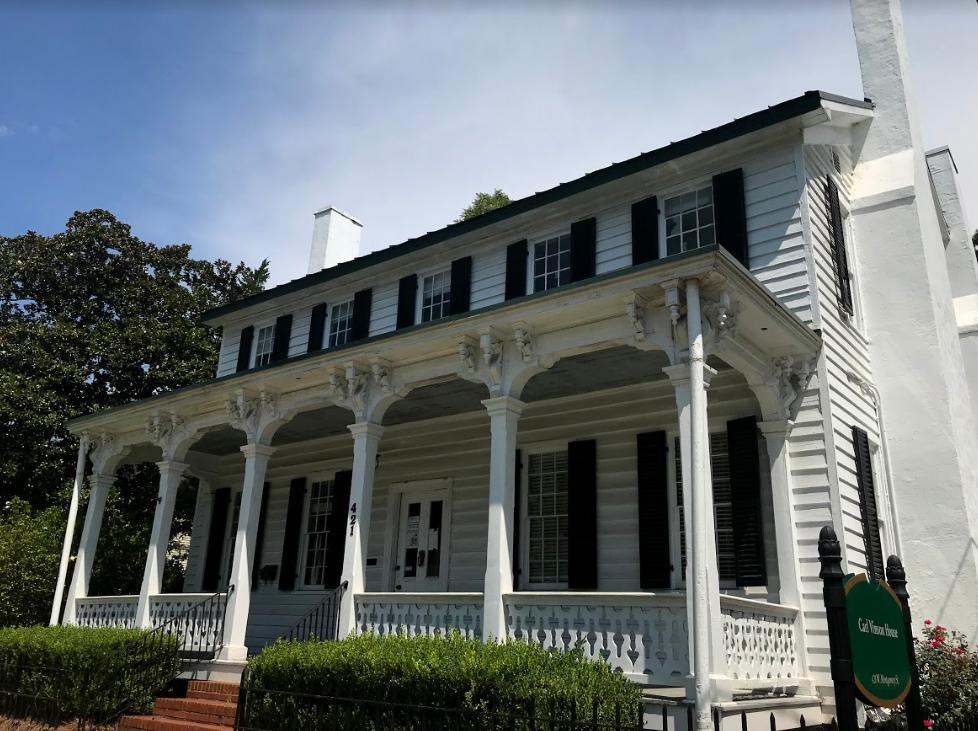 Harris-Vinson-Snead House Carl Vinson