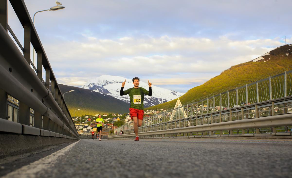 Midnight Sun Marathon, Tromsø