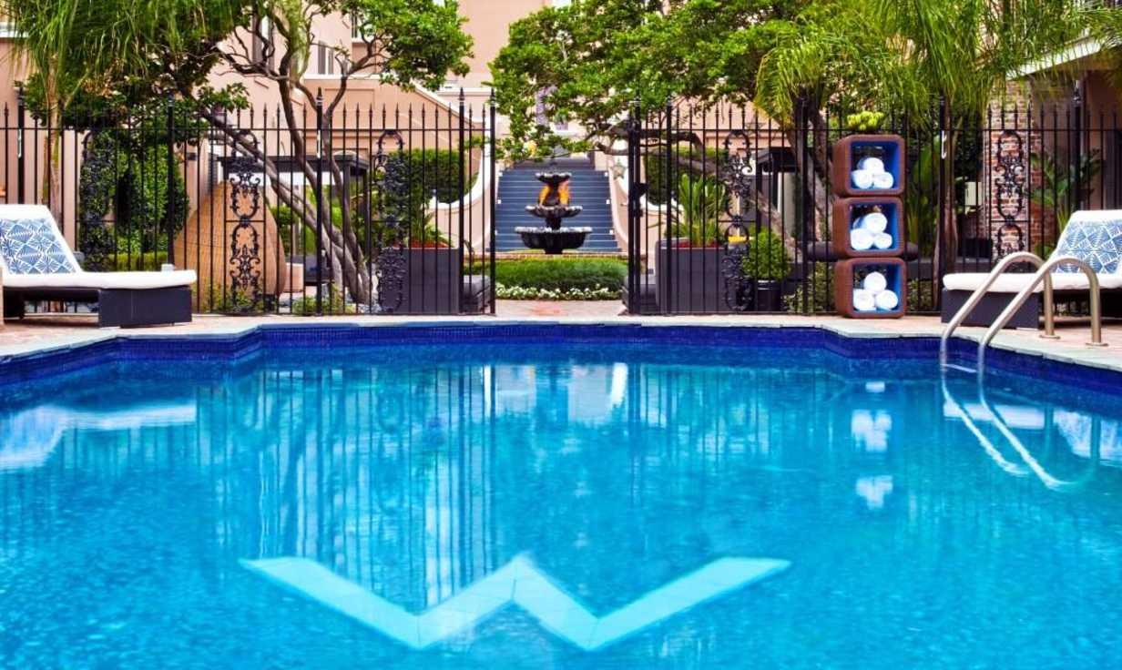 WET Courtyard Pool