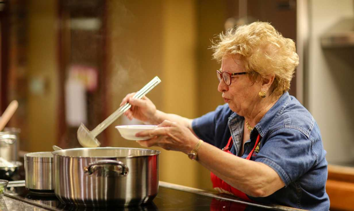 Demonstration Cooking Classes