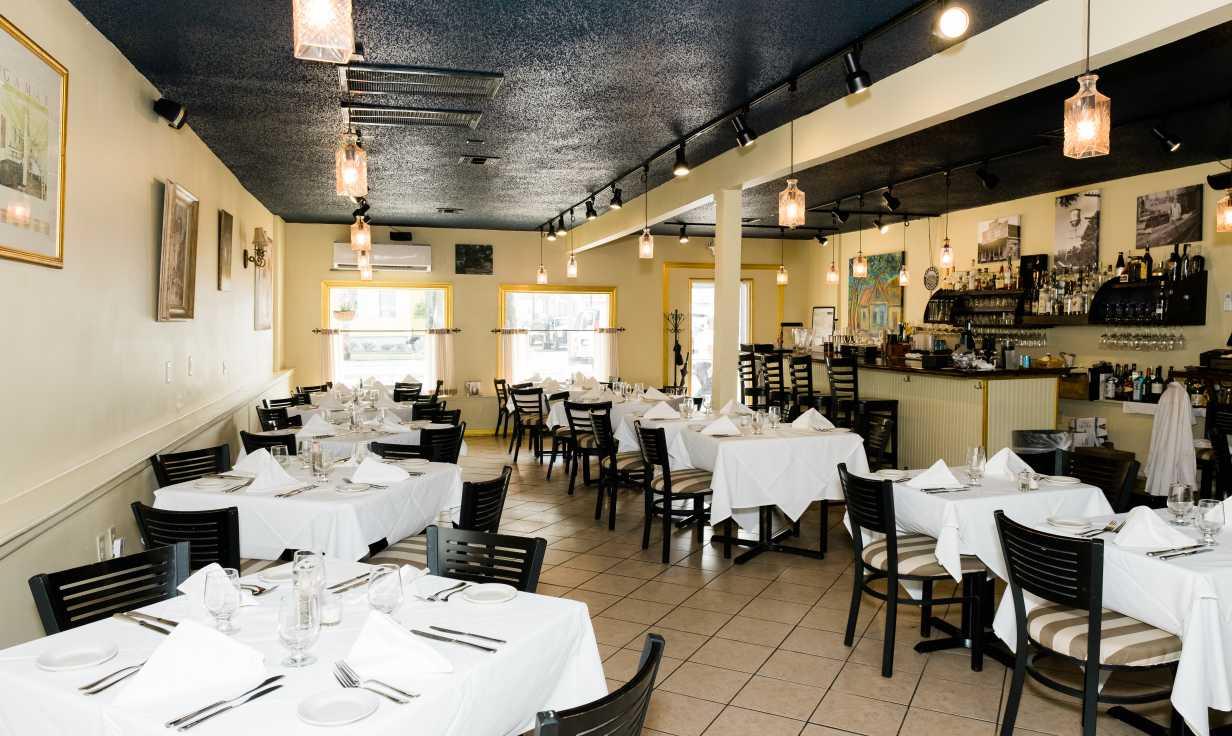 Gabrielle Restaurant Dining Room #2
