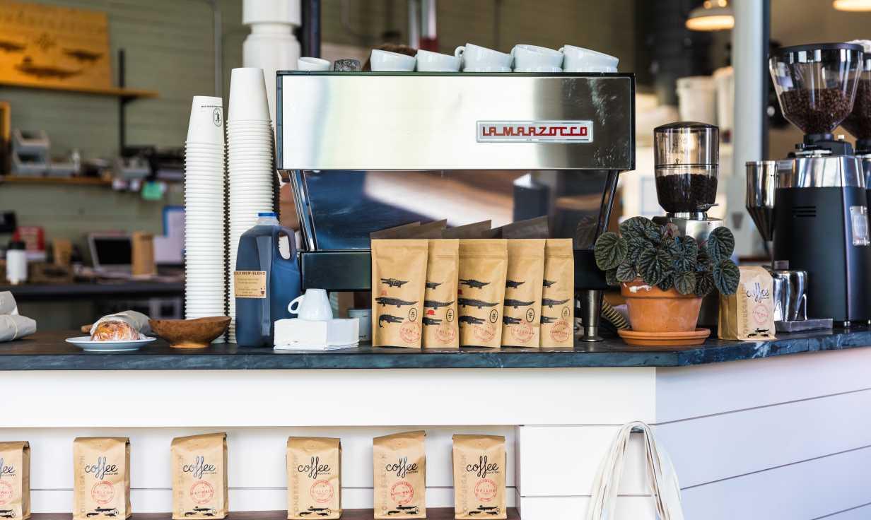 Congregation Coffee Shop- Algiers Point