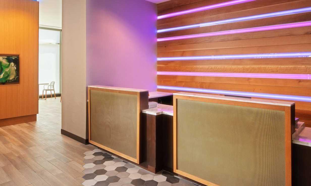Towneplace Suites Front Desk