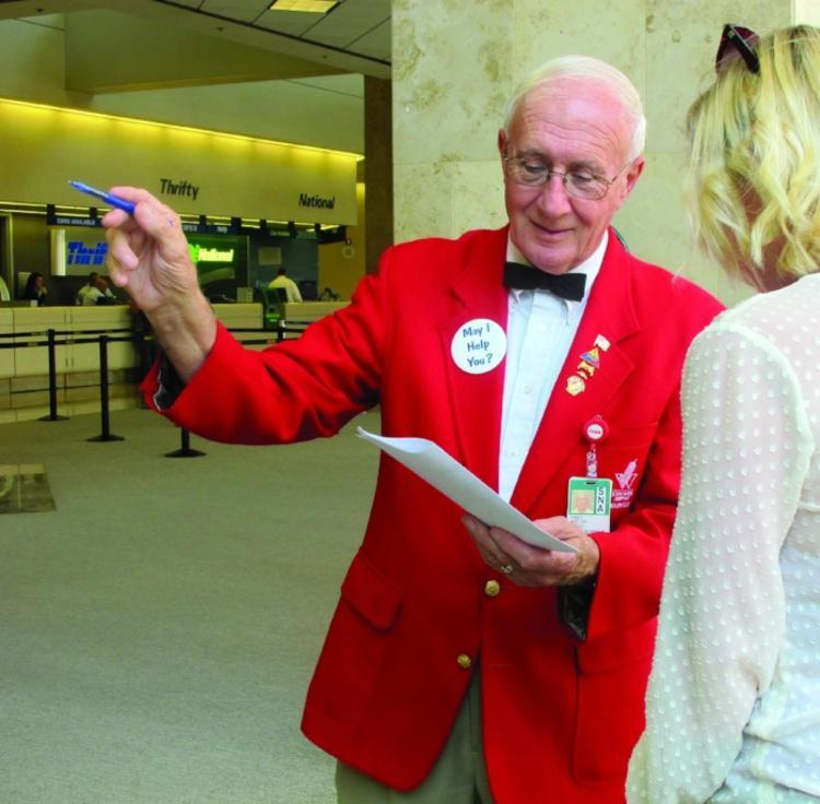 Airport Ambassador, Fred Welch