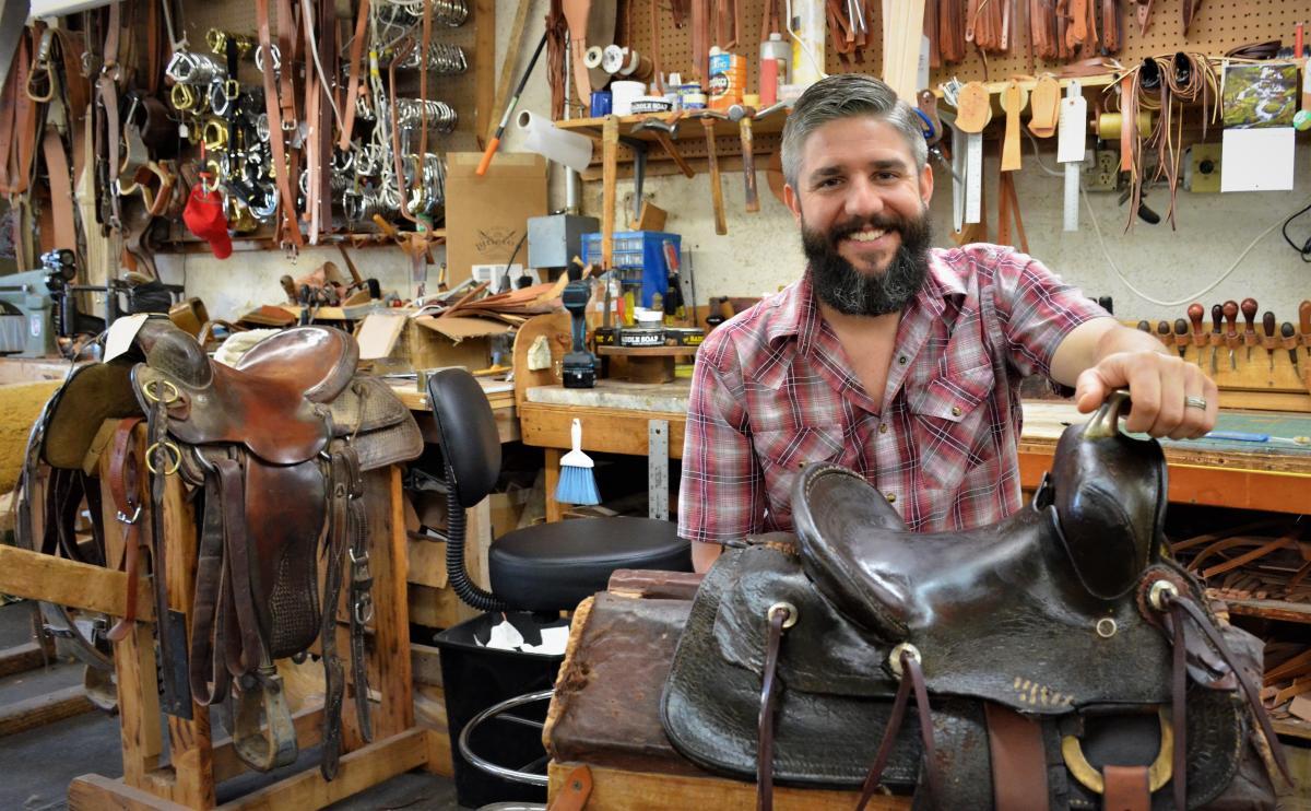 Oliver Saddle Shop
