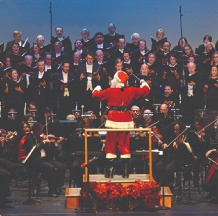Virginia Symphony Orchestra presents Holiday Pops