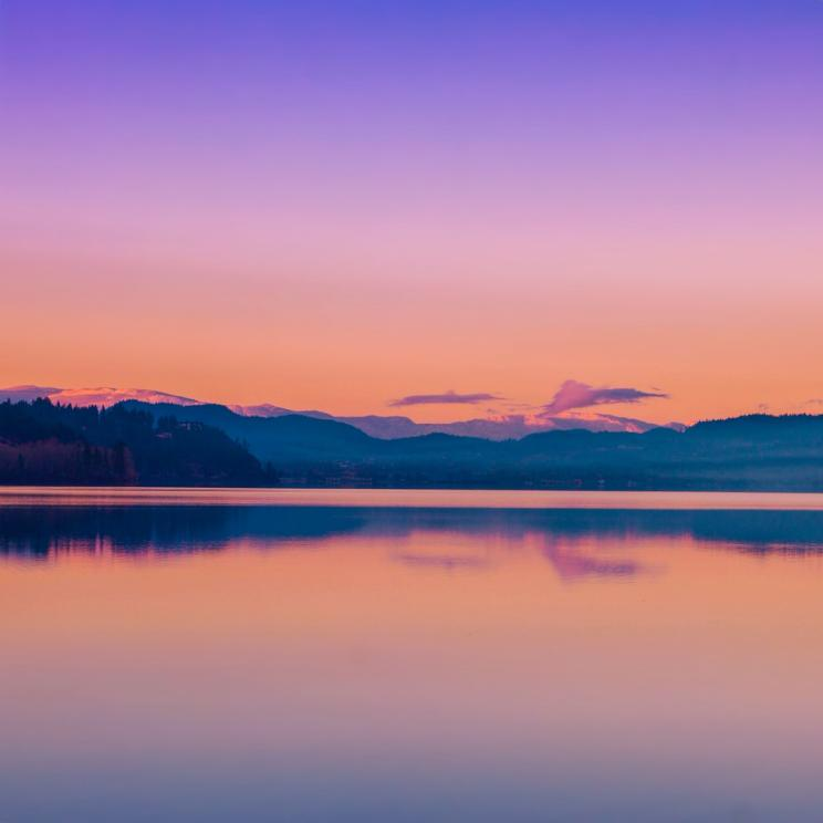 Wood Lake Sunrise