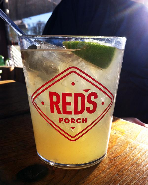 Reds Porch Margarita