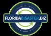 Florida Disaster dot Biz Logo