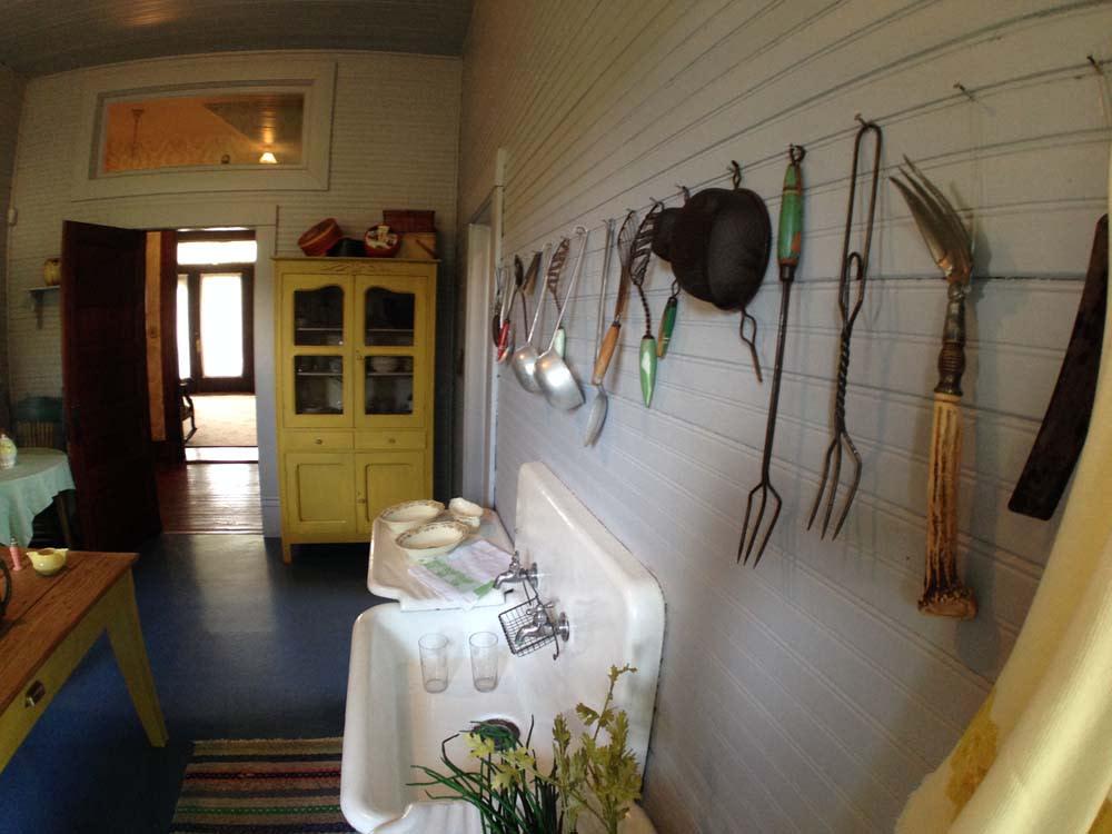 Chambers House Historic Home Tour