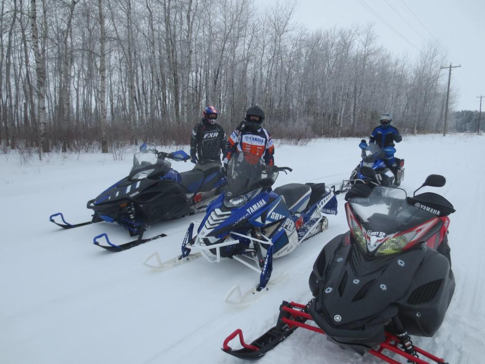 Cross Country Snow Drifters 2
