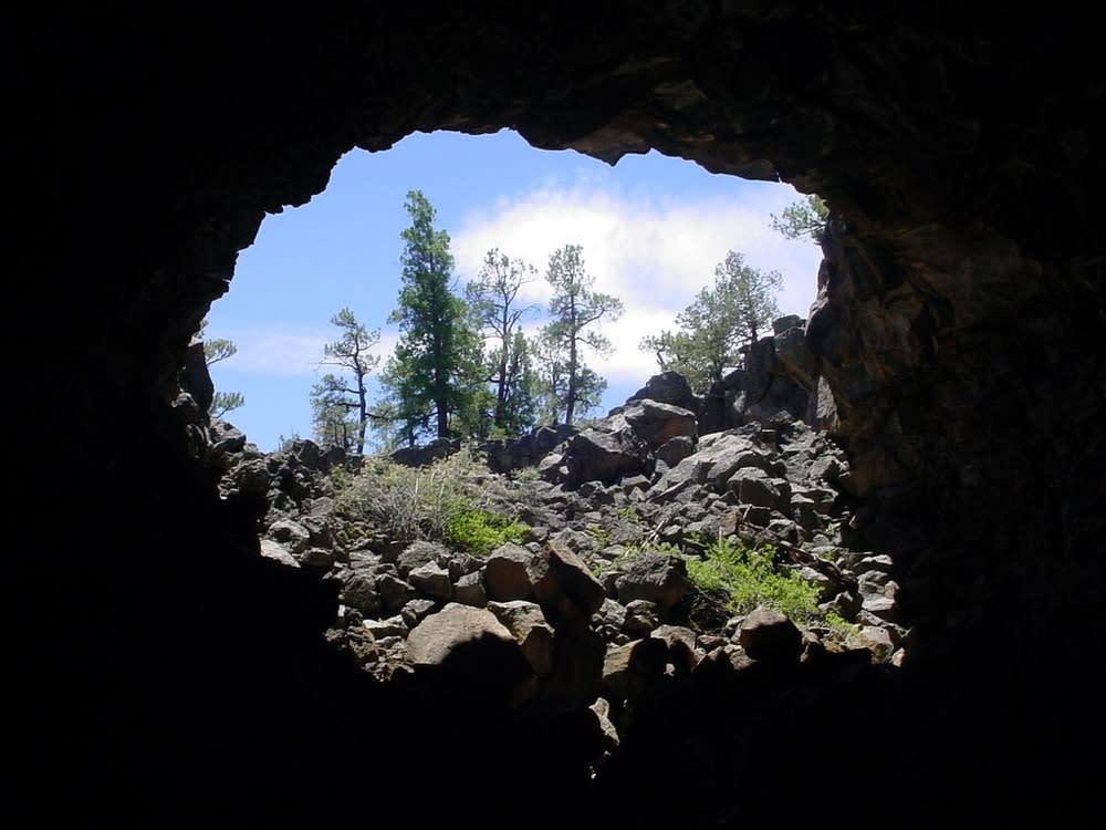 El Malpais Lava Tube