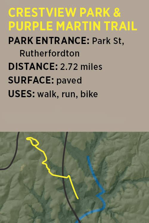 Crestview Park & Purple Martin Trail
