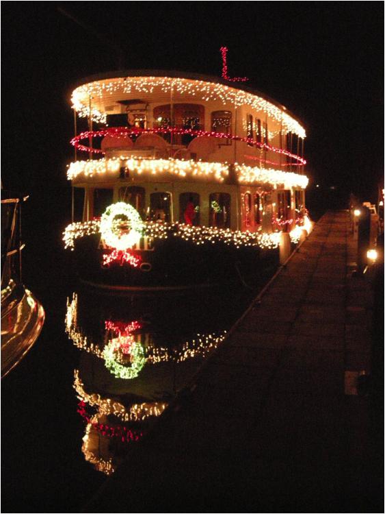 Parade of Lights at Joe Wheeler State Park
