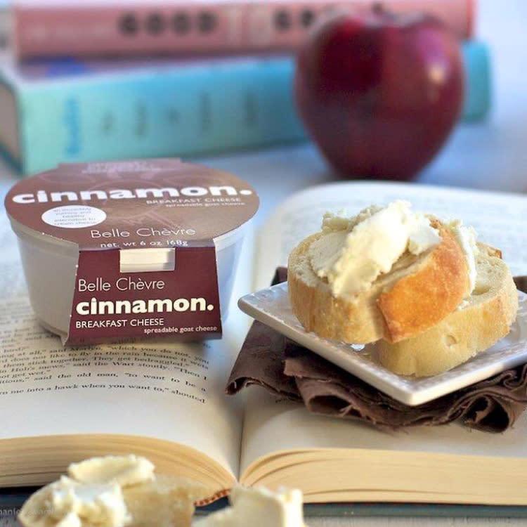 Cheese fromBelle Chevrein Elkmont