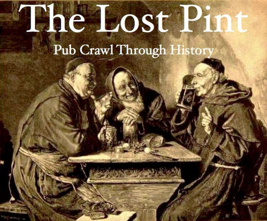 Lost Pint Logo