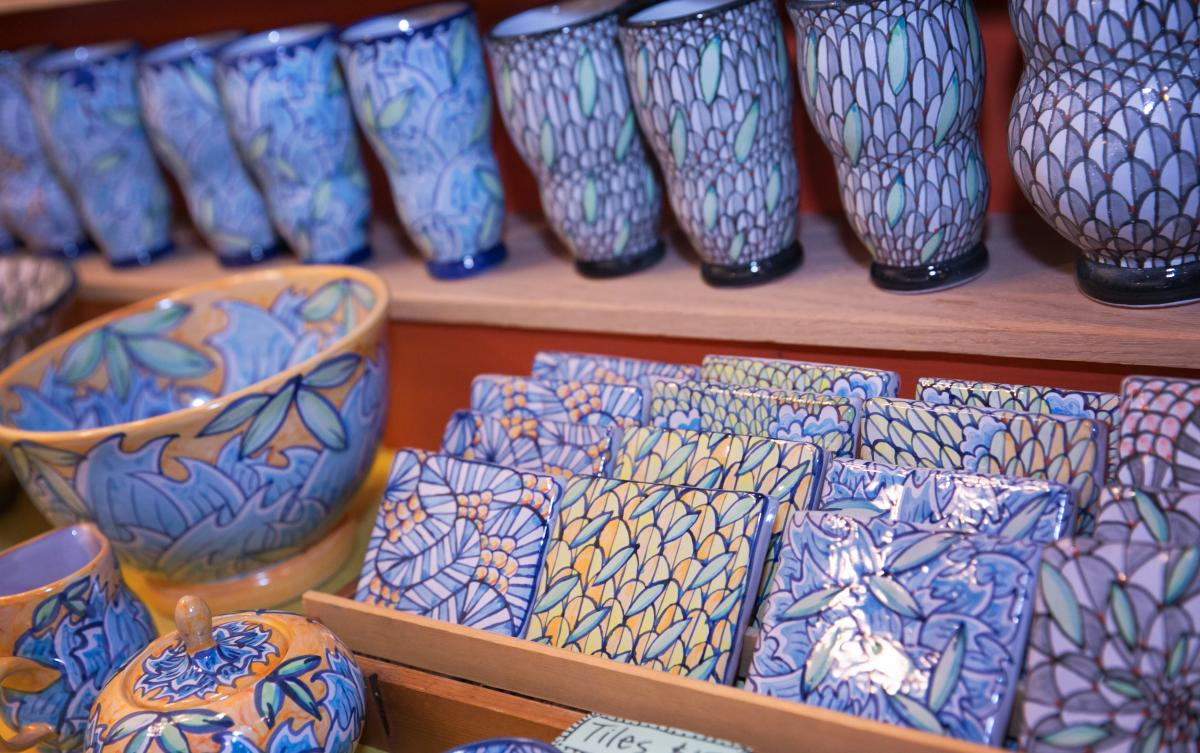 Wayne Art Center Shopping
