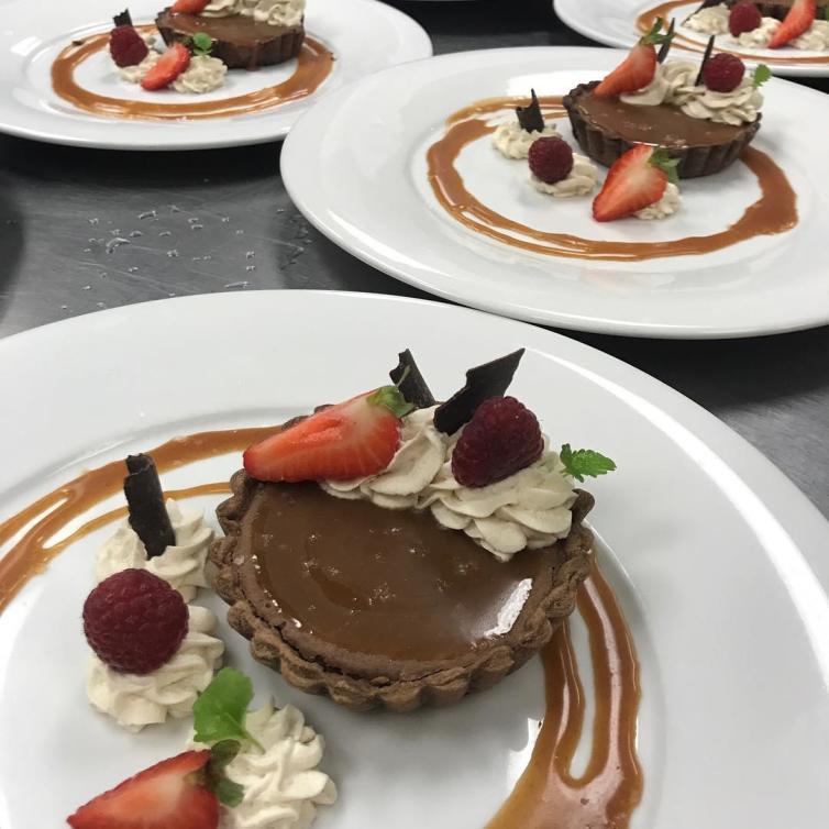 Smack Dab Dessert