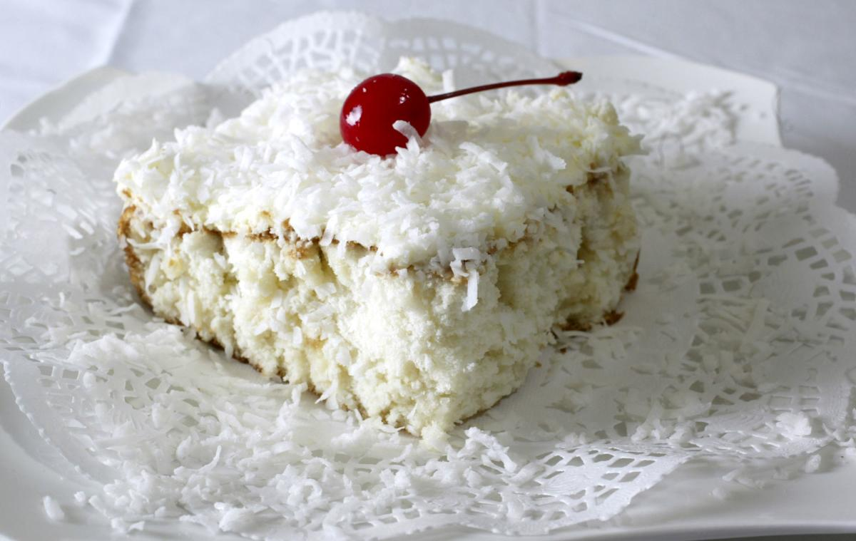 Bunny's Coconut Cake from Canadian Honker in Rochester, MN