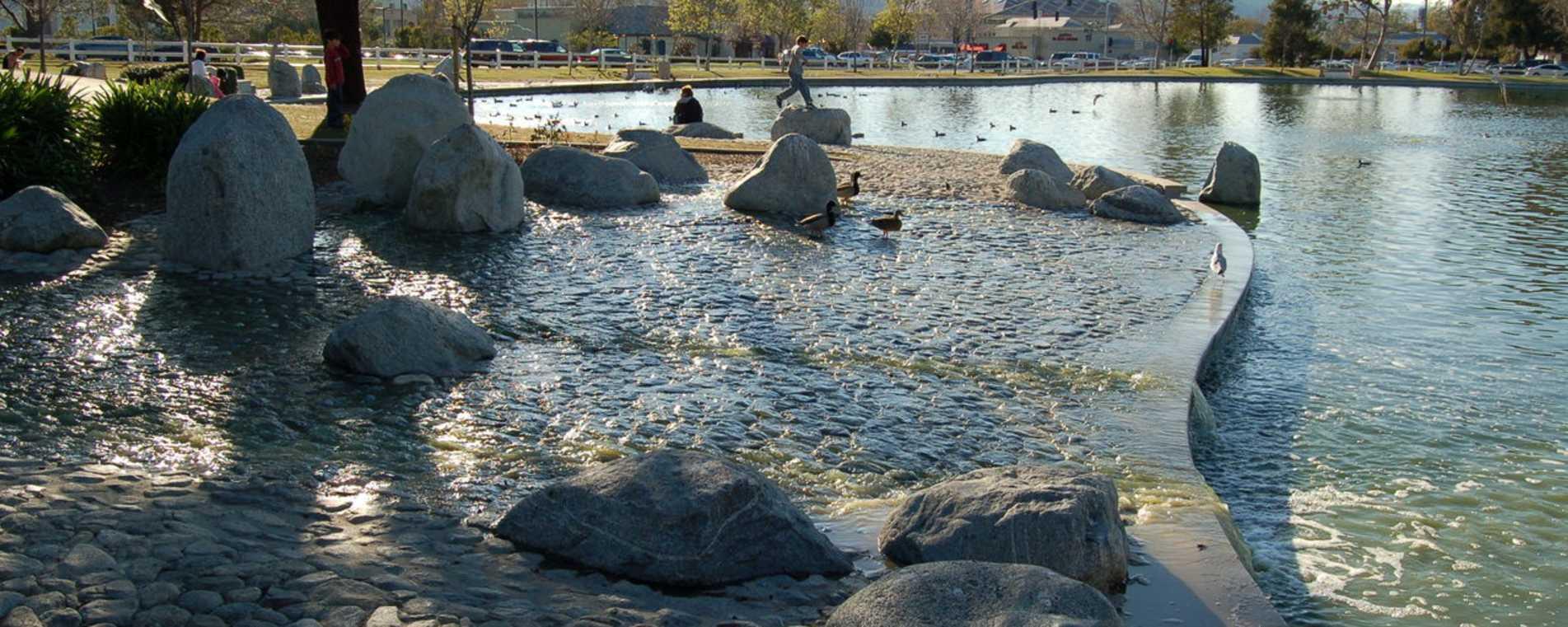 Duck Pond Temecula