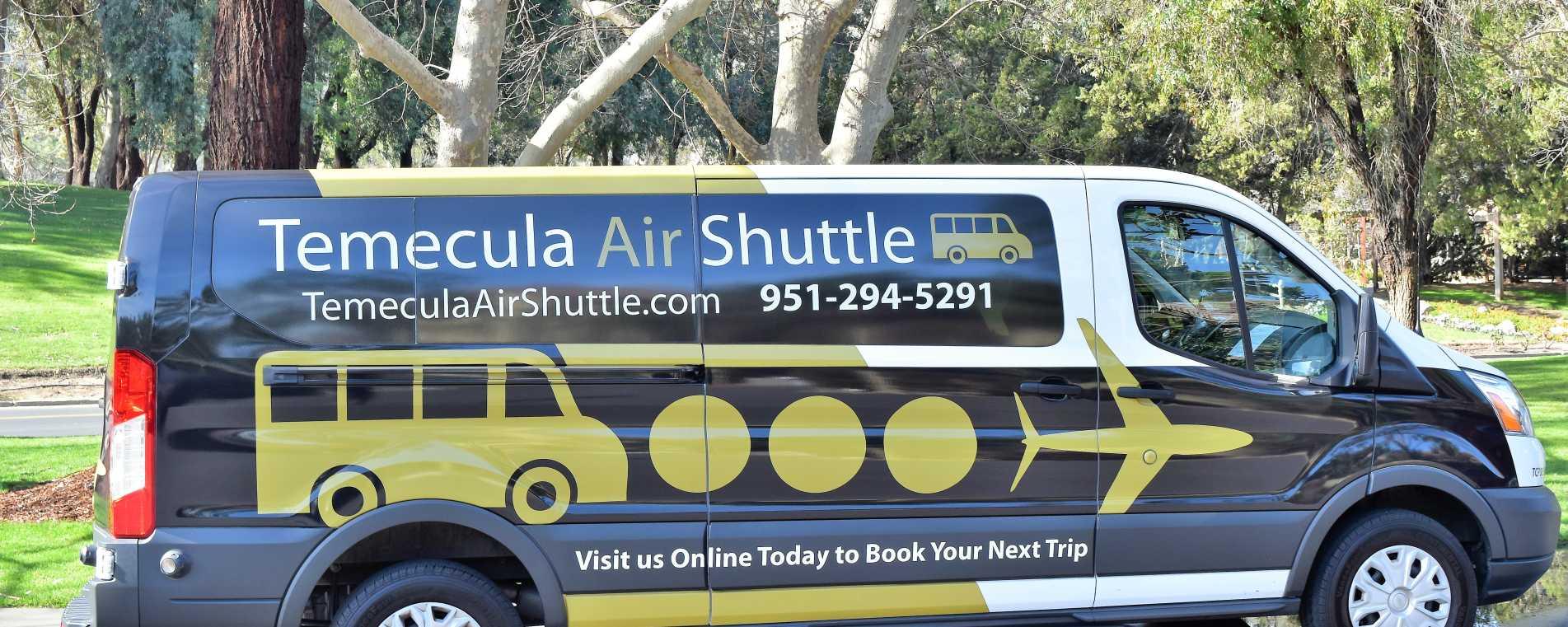 Temecula Air Shuttle Provided Image