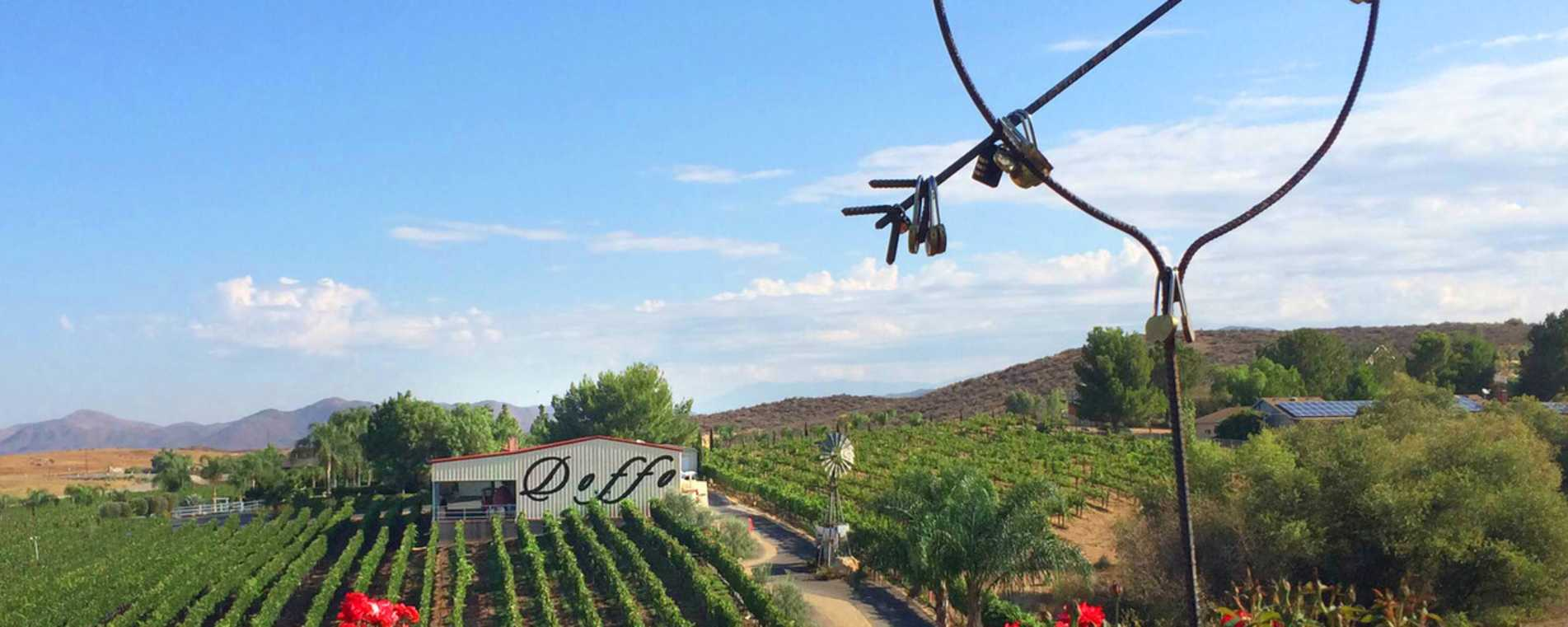 Doffo Winery - Temecula